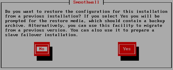 Smoothwall: Hardware Failover Heartbeat